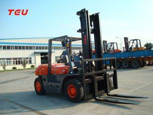 Xe nâng dầu 7 tấn tại Bắc Ninh
