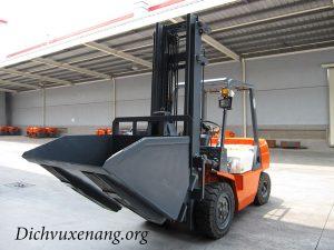 Giá xe nâng 3.5 tấn TEU tại Hà Nội