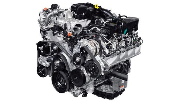 Động cơ dầu xe nâng TEU