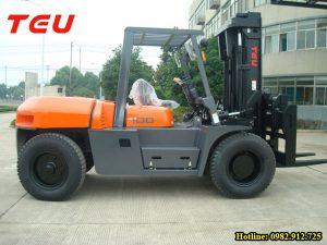 Xe nâng 10 tấn TEU