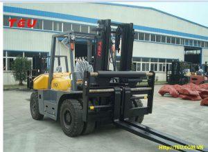 Xe nâng dầu 5 tấn TEU